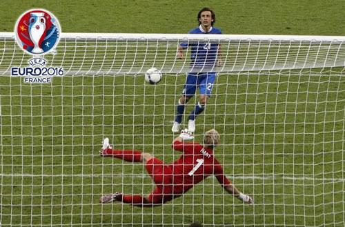 euro 2016 se thi dau luan luu ngay tu vong bang hinh anh 1