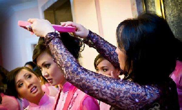Người con dâu khi về nhà chồng cần biết tôn trọng, nhường nhịn, quan tâm đến các thành viên trong gia đình. Ảnh: T.G