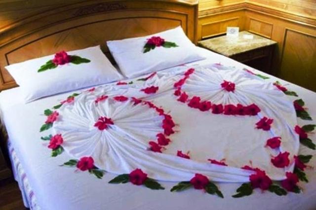 Việc kiêng kỵ giường cưới theo dân gian có nhiều nét đẹp, nhưng các cặp vợ chồng nên cân nhắc để phù hợp với hoàn cảnh gia đình. Ảnh: T.G