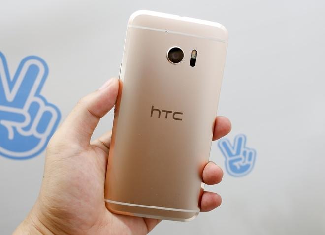 HTC 10 - smartphone đầu tiên dùng chip Snapdragon 820 tại VN