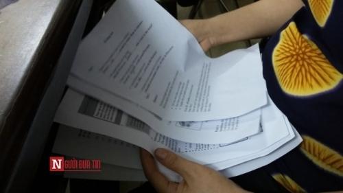Lộ phao thi có 1-0-2 'ai am tít chờ' của giáo viên Ninh Bình - Ảnh 2
