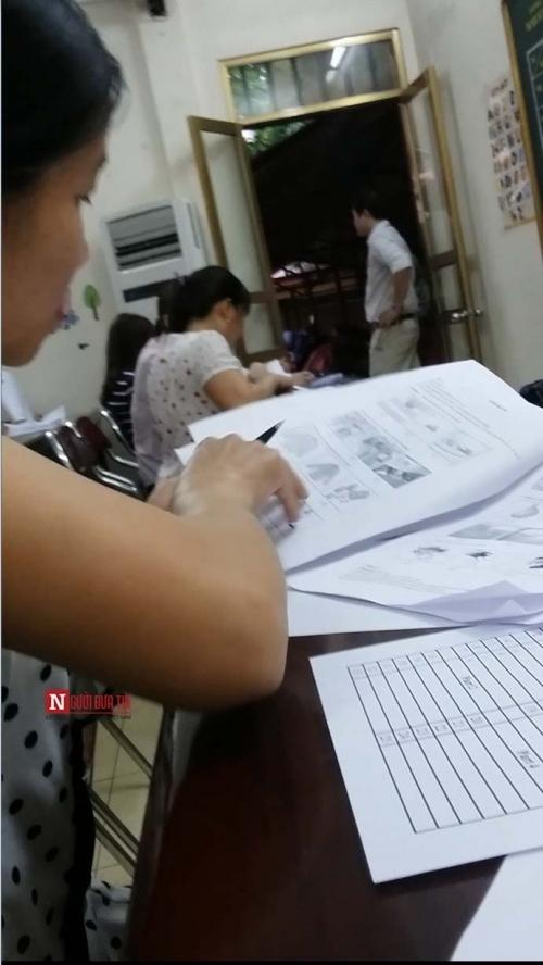 Lộ phao thi có 1-0-2 'ai am tít chờ' của giáo viên Ninh Bình - Ảnh 4