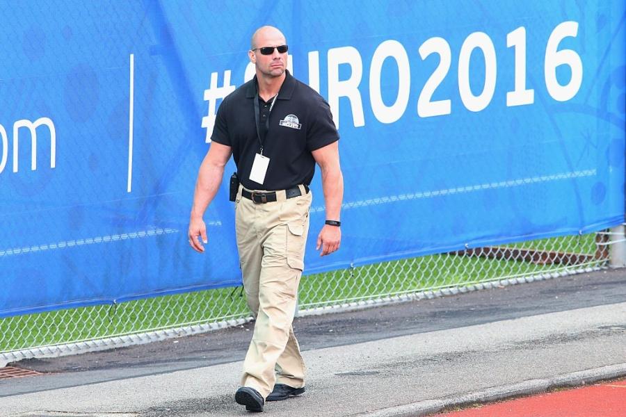 Phap rao riet chuan bi an ninh truoc tran khai mac Euro 2016 hinh anh 5