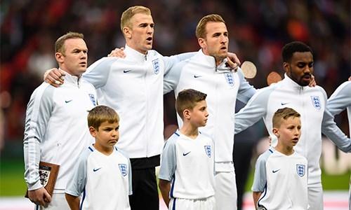 Rooney được ví như giống như Bố già của tuyển Anh - ảnh 1