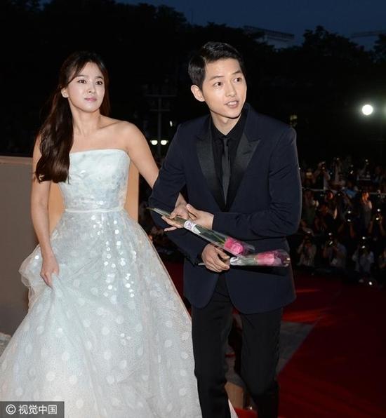 Song Hye Kyo và Song Joong Ki đang bí mật hẹn hò - Ảnh 1.