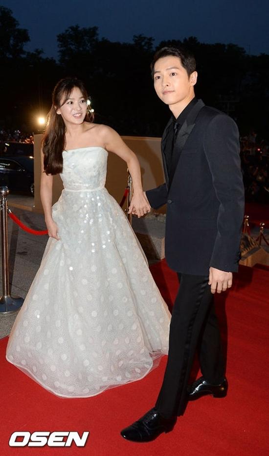 Song Hye Kyo và Song Joong Ki đang bí mật hẹn hò - Ảnh 4.
