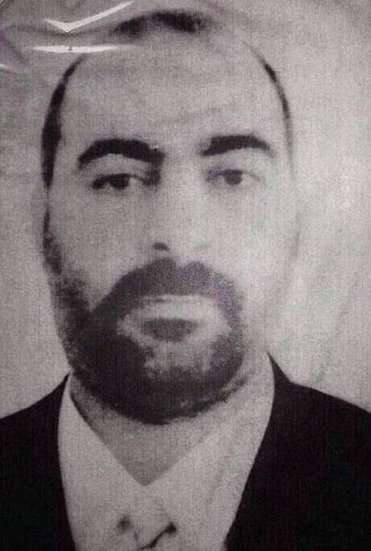 Thủ lĩnh tối cao IS Abu Bakr al-Baghdadi. Ảnh: AP