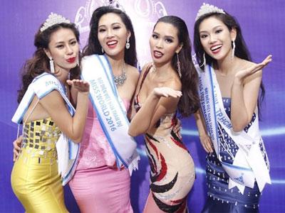Tân Hoa khôi Áo dài nói về chuyện quá tuổi để thi Miss World