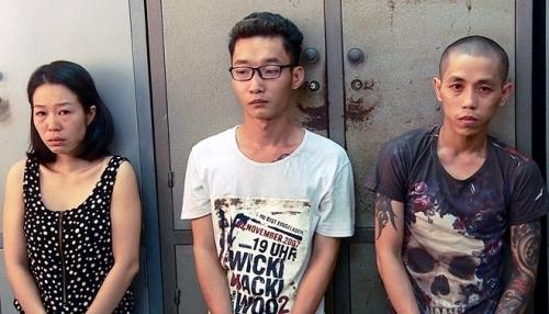Bắt giữ băng buôn bán ma túy và dùng 'hàng nóng' ở Nha Trang - Ảnh 1
