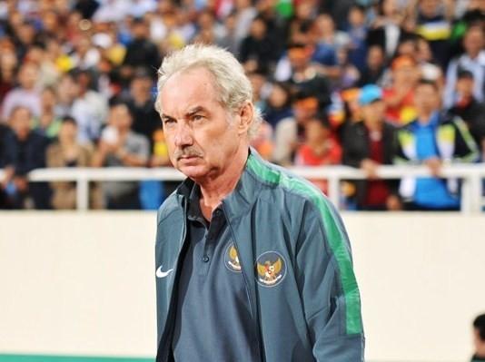 Alfred Riedl có nhiều năm kinh nghiệm dẫn dắt các đội bóng tại khu vực Đông Nam Á. Ảnh: Nguyễn Đăng