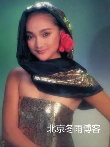Ngỡ ngàng với nhan sắc Châu Tấn năm 16 tuổi - 1