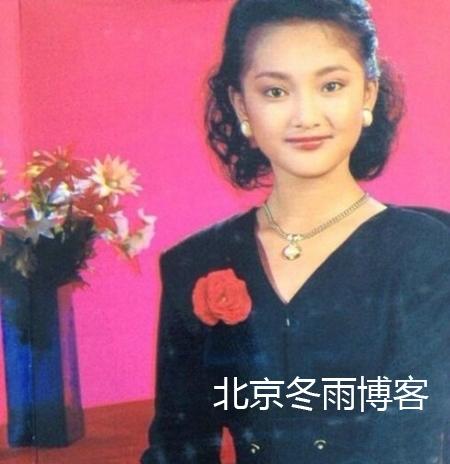 Ngỡ ngàng với nhan sắc Châu Tấn năm 16 tuổi - 2