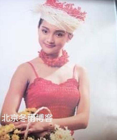Ngỡ ngàng với nhan sắc Châu Tấn năm 16 tuổi - 9