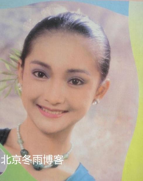 Ngỡ ngàng với nhan sắc Châu Tấn năm 16 tuổi - 10