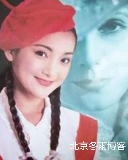 Ngỡ ngàng với nhan sắc Châu Tấn năm 16 tuổi - 11