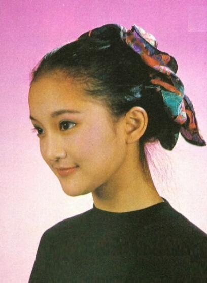 Ngỡ ngàng với nhan sắc Châu Tấn năm 16 tuổi - 12