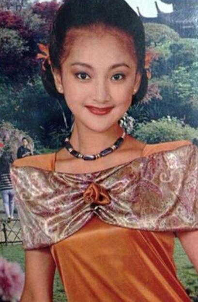 Ngỡ ngàng với nhan sắc Châu Tấn năm 16 tuổi - 15