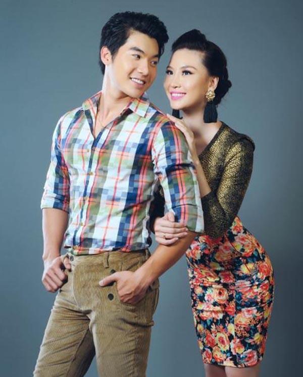Nhan sắc bạn gái hơn tuổi của người mẫu Trương Nam Thành - Ảnh 6.