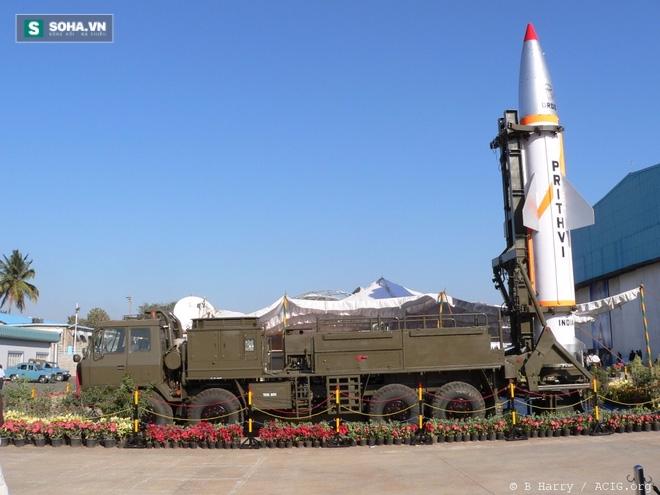 Sau BrahMos, Ấn Độ sẽ cung cấp tên lửa Prithvi cho Việt Nam? - Ảnh 1.