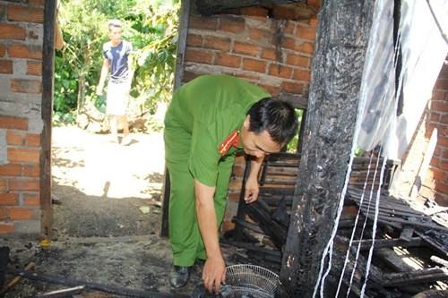 Thêm 2 nạn nhân vụ chồng tưới xăng đốt nhà vợ đã tử vong - ảnh 1