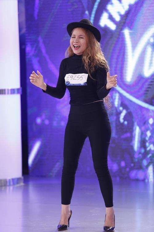 Thí sinh hát hit Thu Minh hay nhất Vietnam Idol - 1