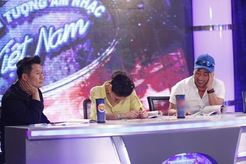 Thí sinh hát hit Thu Minh hay nhất Vietnam Idol - 3