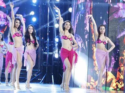 Tối nay chung khảo phía Nam Hoa hậu Việt Nam 2016