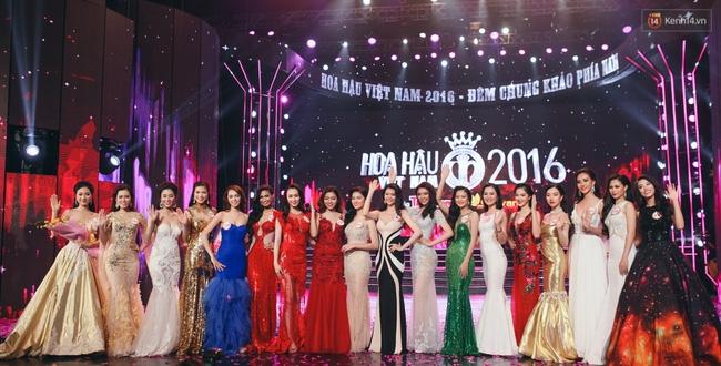Lộ diện top 18 người đẹp bước vào đêm Chung kết Hoa hậu Việt Nam 2016 - Ảnh 1.
