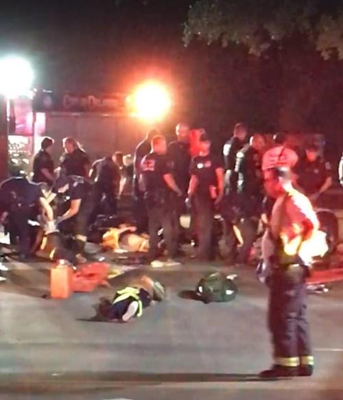 Xả súng điên cuồng vào hộp đêm ở Mỹ, 20 người trúng đạn - ảnh 2