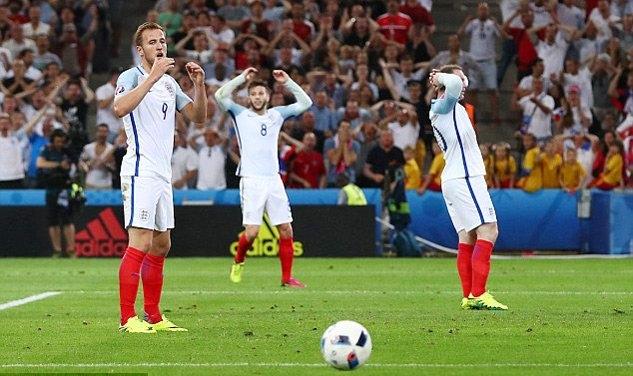 Sterling, Harry Kane, Vardy, ĐT Anh, Roy Hodgson, tiền đạo Anh, Euro 2016