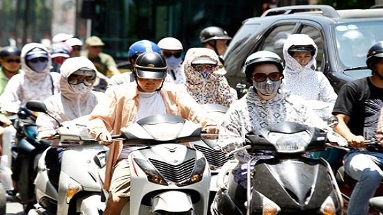 Dự báo thời tiết ngày 13/6: Bắc Bộ nắng nóng gay gắt, Hà Nội trên 38 độ C
