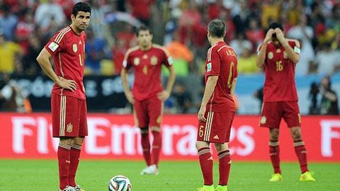 Nỗi ám ảnh thất bại của người Tây Ban Nha
