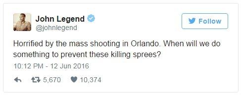 Sao thế giới bàng hoàng vì vụ xả súng dã man tại hộp đêm đồng tính ở Mỹ - Ảnh 5.