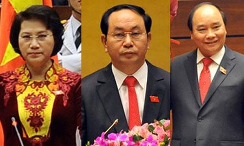 Ba chức danh lãnh đạo chủ chốt sẽ được bầu lại vào tháng 7 tới.