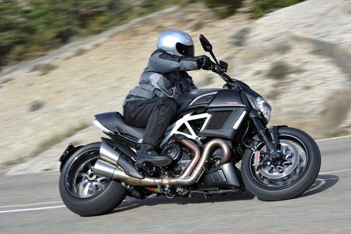 Thu hồi môtô đẹp nhất thế giới Ducati XDiavel S - ảnh 3