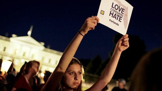 Vụ thảm sát tại Orlando đã khiến cả thế giới bàng hoàng /// Ảnh: Reuters