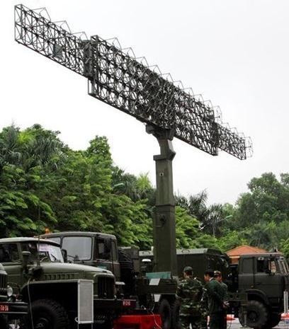 Bao Trung Quoc: Radar Viet Nam tom song may bay tang hinh