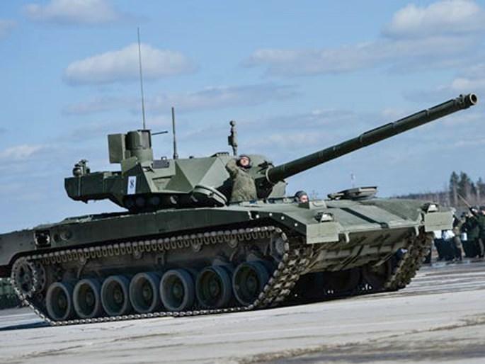 Đức chế tạo loại pháo tăng có thể hạ siêu xe tăng Armata Nga - ảnh 3