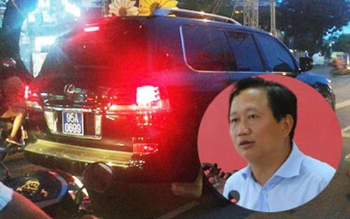 lam ro ai da de bat, luan chuyen pho chu tich tinh di xe lexus? hinh 1