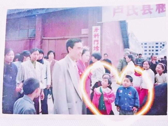Nghe nói nhân duyên do trời định: Tình yêu nảy nở từ bức ảnh chụp chung trong đám cưới 20 năm trước - Ảnh 1.