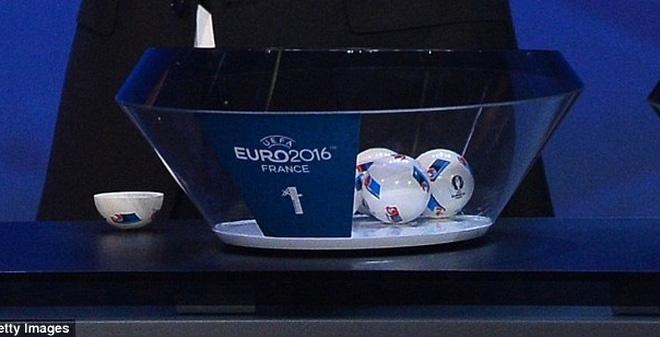 Sốc: Sepp Blatter tiết lộ Euro 2016 có thể bị dàn xếp