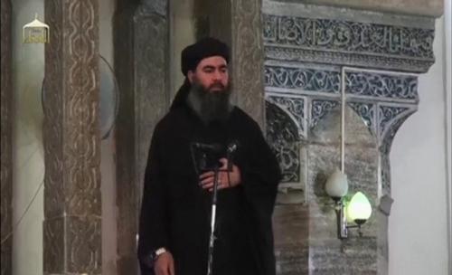 Thủ lĩnh IS al-Baghdadi thiệt mạng trong đợt không kích của Mỹ? - Ảnh 1