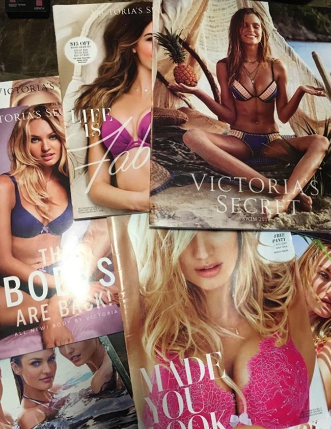 Victoria's Secret chinh thuc khai tu catalog hinh anh 1