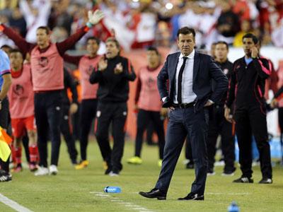 Brazil sa thải Dunga sau cú sốc bị loại khỏi Copa America