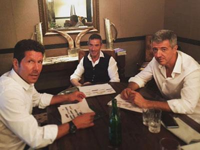 Chính thức: HLV Simeone bất ngờ chốt tương lai