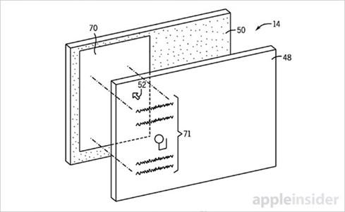 Apple được cấp loạt bằng sáng chế thiết bị di động tương lai - ảnh 1