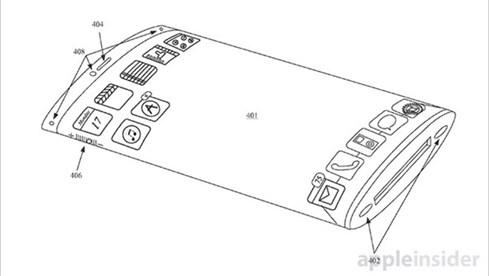 Apple được cấp loạt bằng sáng chế thiết bị di động tương lai - ảnh 2