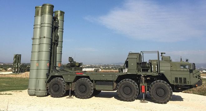 Cách tên lửa S-400, S-500 che mắt máy bay do thám Mỹ - Ảnh 1.