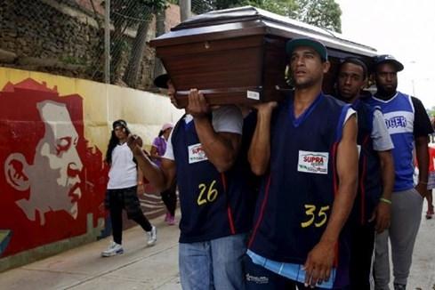 'Cái chết đắt đỏ' ở Venezuela - ảnh 2