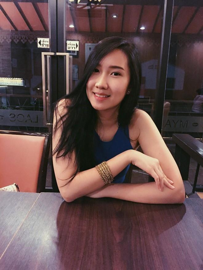 Chi em xinh dep cua gia dinh hot girl Lao goc Viet hinh anh 6